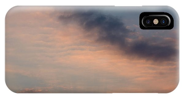 IPhone Case featuring the photograph Cloud-scape 5 by Stewart Marsden