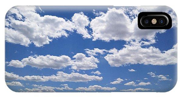 Clouds, Part 1 IPhone Case