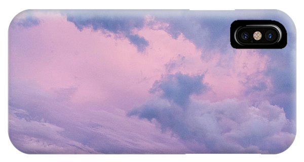 Cloudscape IPhone Case