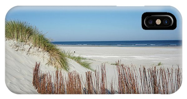 IPhone Case featuring the photograph Coast Ameland by Anjo Ten Kate