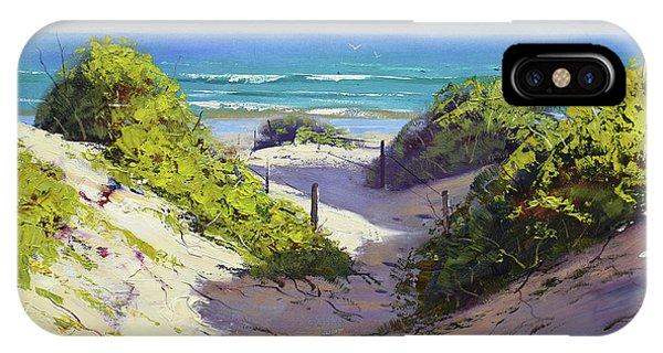 Dunes iPhone Case - Coastal Dunes by Graham Gercken