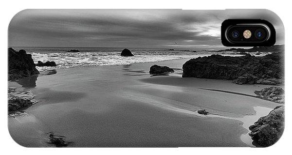 Coastal Light Iv IPhone Case