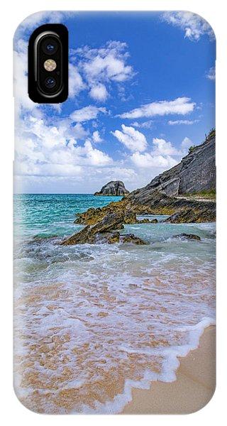 Carribbean iPhone Case - Coastal Paradise Bermuda by Betsy Knapp