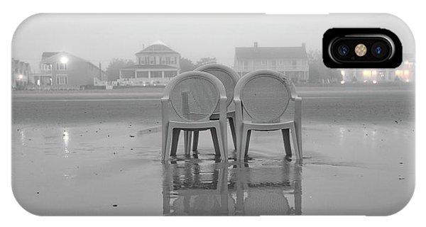 Orchard Beach iPhone Case - Coastal Theater  by Betsy Knapp
