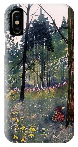 Codbeck Forest IPhone Case