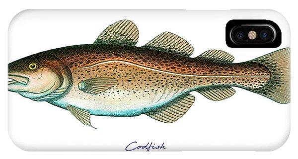 Codfish IPhone Case