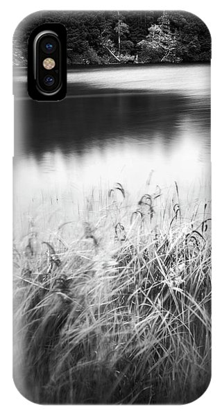 IPhone Case featuring the photograph Coffenbury Lake by Whitney Goodey