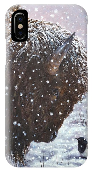 Cold Weather Cohorts IPhone Case
