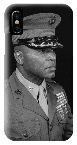 Colonel Al Trimble IPhone Case