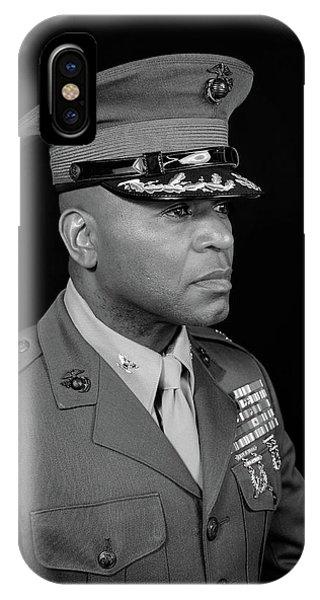 Colonel Trimble IPhone Case