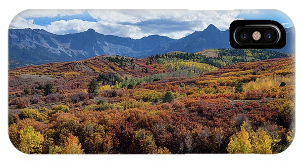 IPhone Case featuring the photograph Colorado Color Lalapalooza by James BO Insogna