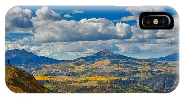 Colorado Fall IPhone Case