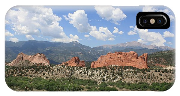 Colorado Memories IPhone Case
