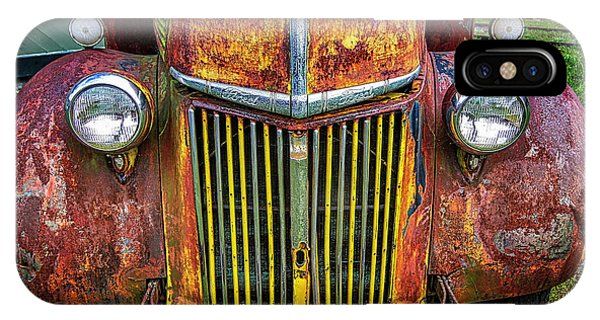 Colorful Ford IPhone Case