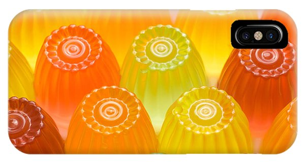 Tasty iPhone Case - Colorful Jelly by Kenjii