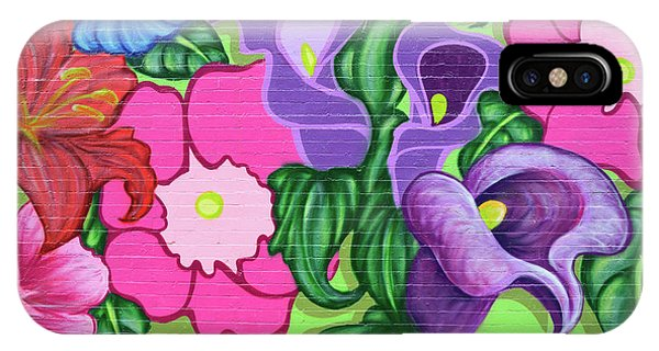 Colorful Mural IPhone Case