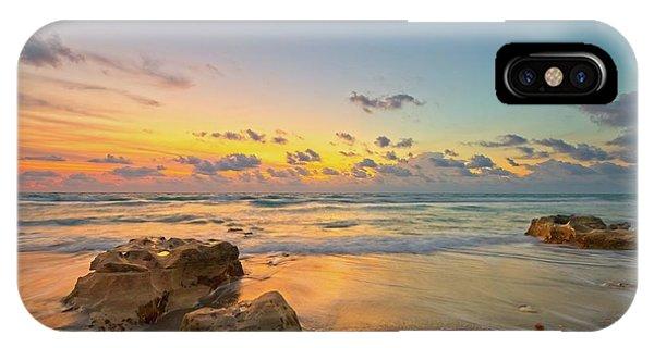 Colorful Seascape IPhone Case