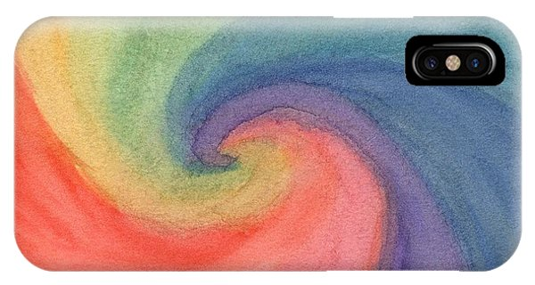 Colorful Wave IPhone Case