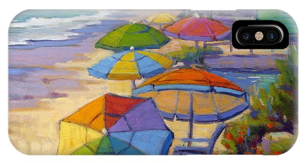 Colors Of Crystal Cove IPhone Case