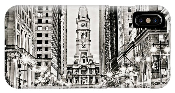 Colors On Broad B/w Phone Case by Stacey Granger