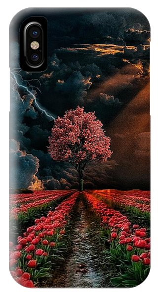 Colours Of The Sky IPhone Case