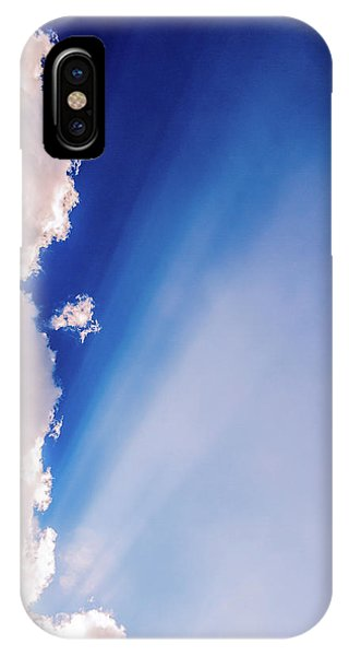 Colours.blue IPhone Case