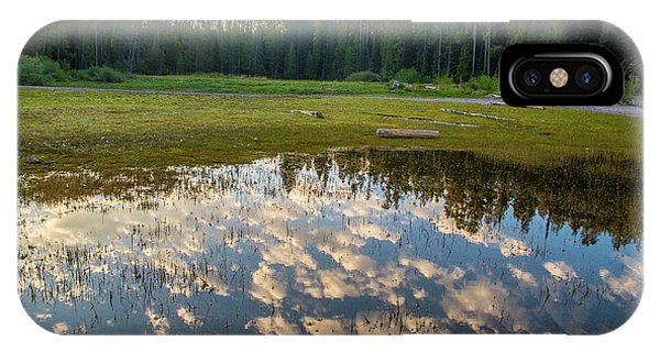 Colter Bay Reflections IPhone Case