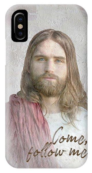 Come Follow Me IPhone Case