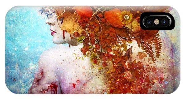 Fairytales iPhone Case - Compassion by Mario Sanchez Nevado