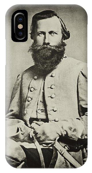 Confederate Jeb Stuart IPhone Case