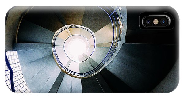 Convoluted Staircase  IPhone Case