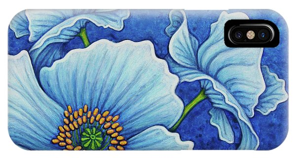 IPhone Case featuring the painting Cool Grace by Amy E Fraser