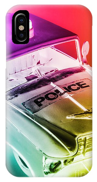 iPhone Case - Cop Pops by Jorgo Photography - Wall Art Gallery