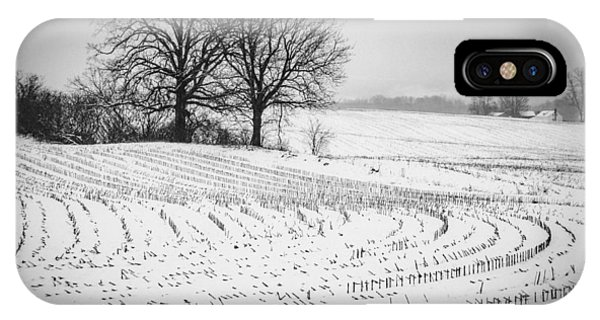 Corn Snow IPhone Case