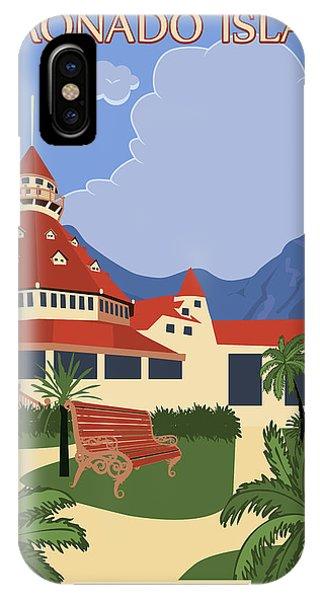 Coronado iPhone Case - Coronado Island by Long Shot
