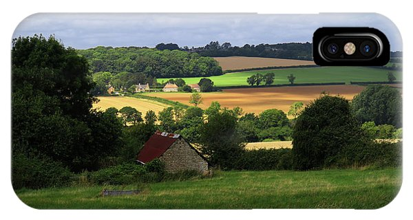 Cotswold Field England 81601 IPhone Case