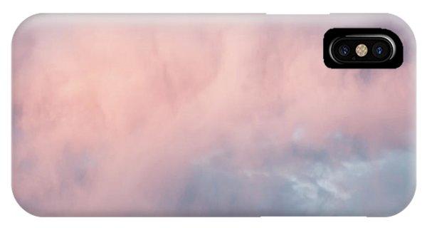 Cotton Candy Cloud IPhone Case