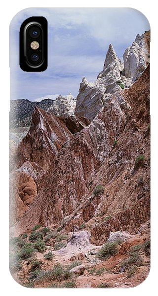 Cottonwood Spires 1-v IPhone Case