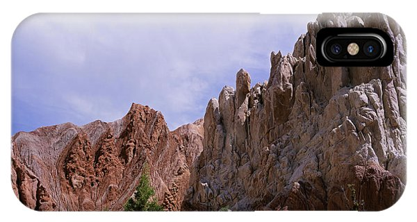 Cottonwood Spires 2 IPhone Case