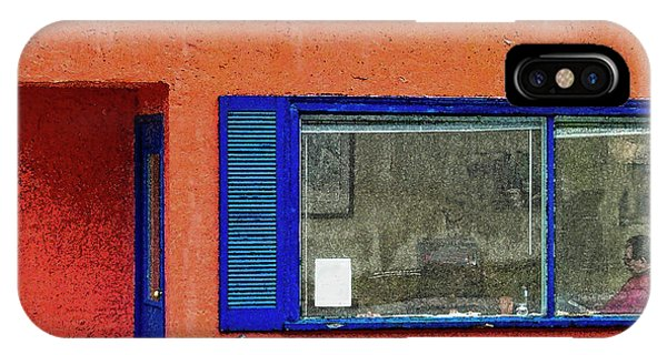 iPhone Case - Cranberry Barber Shop by Bill Linn