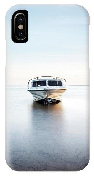 Fishing Boat iPhone Case - Cruiser  by Mark Mc neill