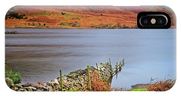 Crummock Water - English Lake District IPhone Case