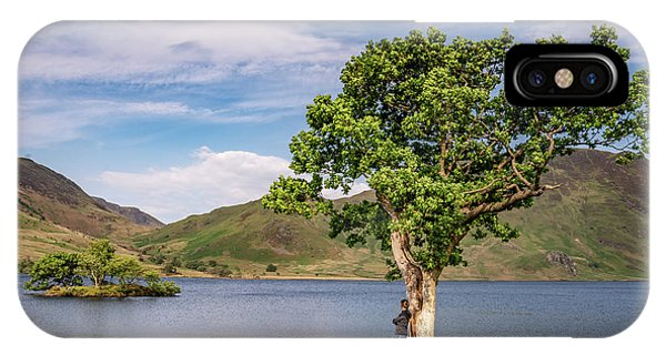 Crummock Water View IPhone Case