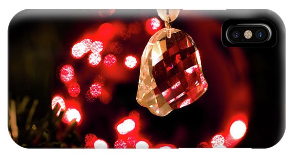 IPhone Case featuring the photograph Crystal Bell by Allin Sorenson