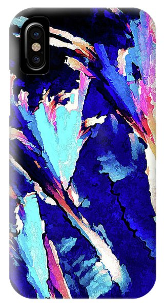 Crystal C Abstract IPhone Case