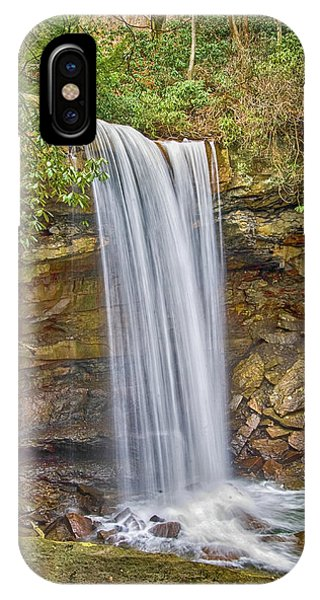 Cucumber Falls IPhone Case