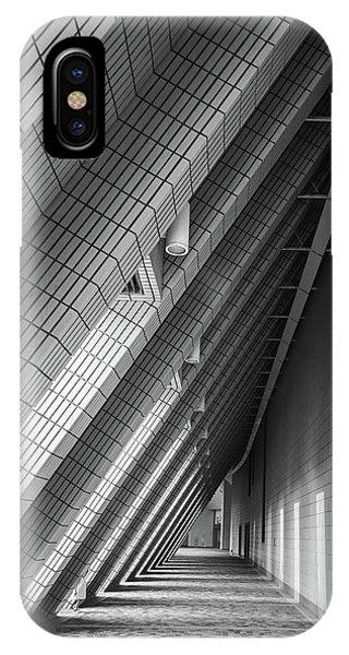 Cultural Centre Hong Kong IPhone Case