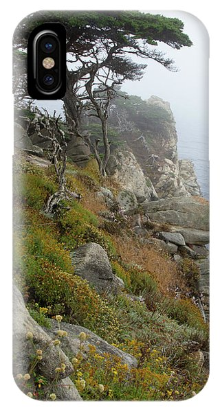 Cypress Cliff IPhone Case