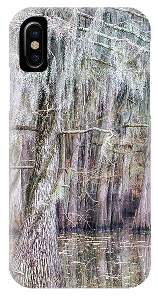 Cypress Dance - Jo Ann Tomaselli IPhone Case