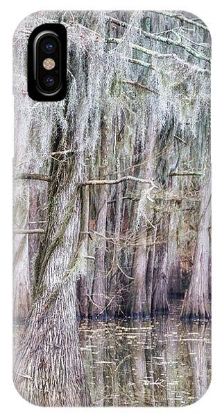 Cypress Dance - Jo Ann Tomaselli IPhone Case